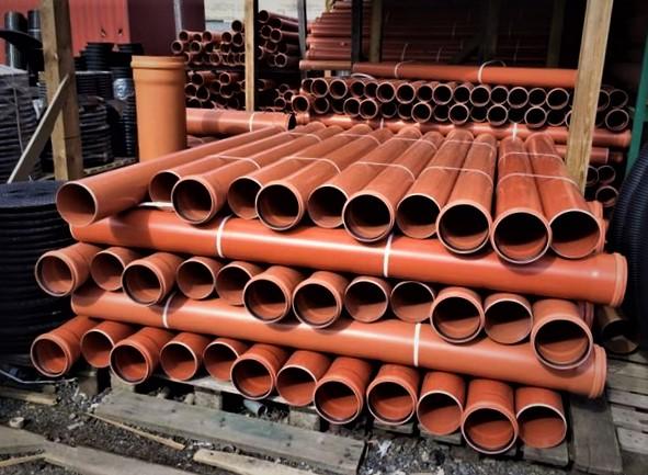 Трубопровод для ливневой канализации