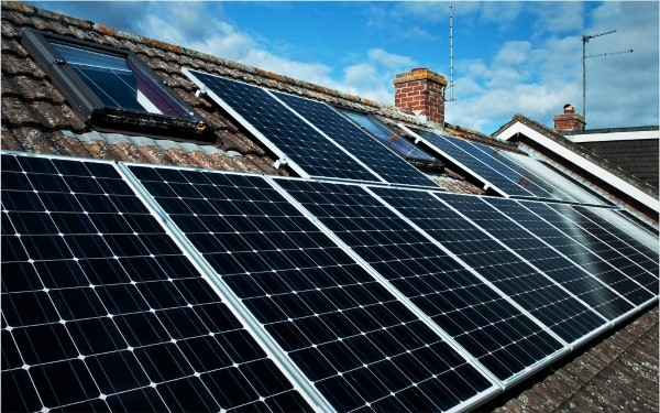 Монокристаллические солнечные батареи