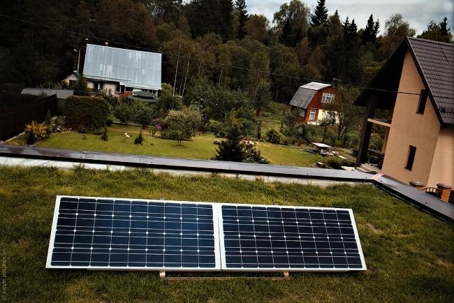 Назначение солнечных батарей