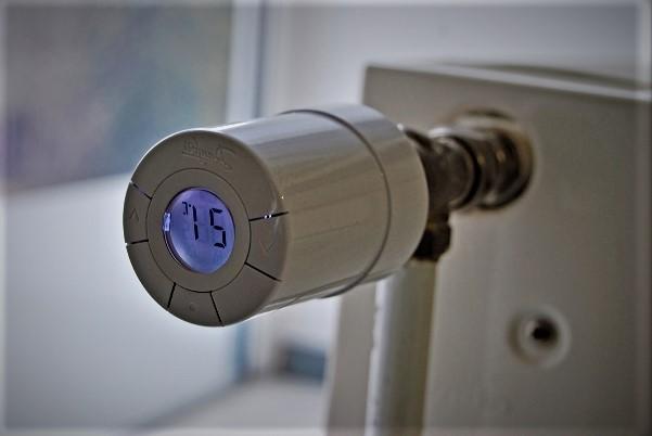 Терморегулятор с электронным управлением